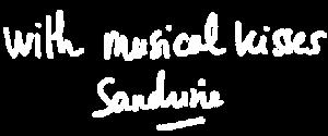 autographe Sandrine Gameiro