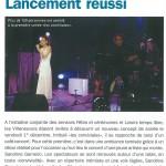 """Les conviviales"" a Successful launch"