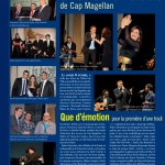 A memorable gala event celebrating the 20th anniversary of the Cap Magellan