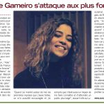 Sandrine Gameiro tackle the strongest voices